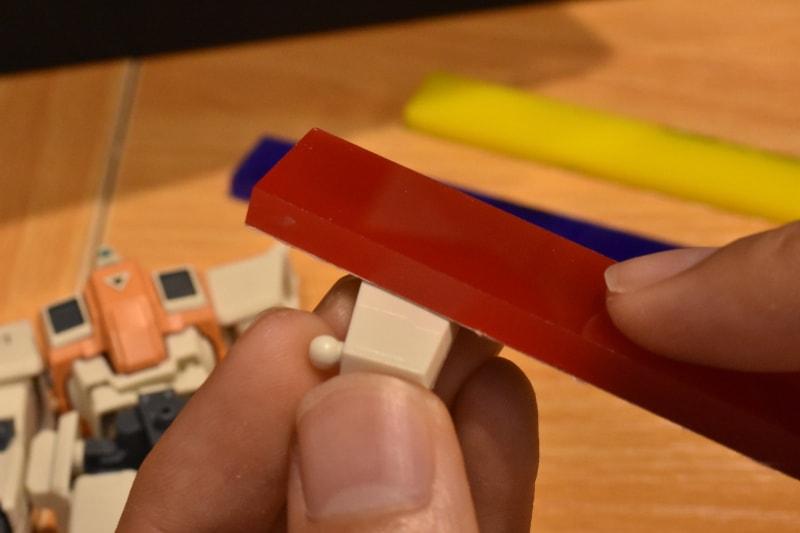 ガンプラ表面処理で便利な「当て木付きの紙やすり」の種類を徹底解説!!
