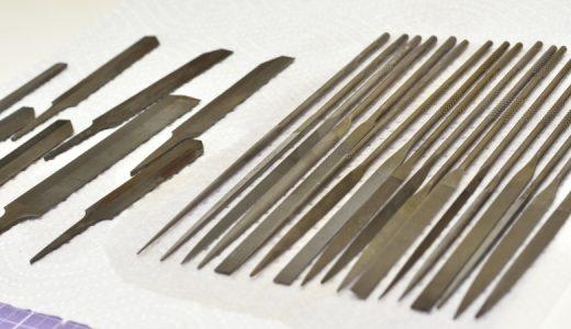 『スーパーナノクリーナー』と『さびとるん』を使って鉄工具を新品に蘇らせる!?