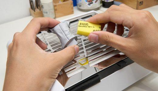 アルゴファイルの卓上集塵機 ラップボードファイブを使ってみた!粉塵を吸い込んでクリーンな作業環境へ